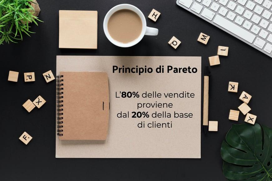 Account Based Marketing - principio di Pareto