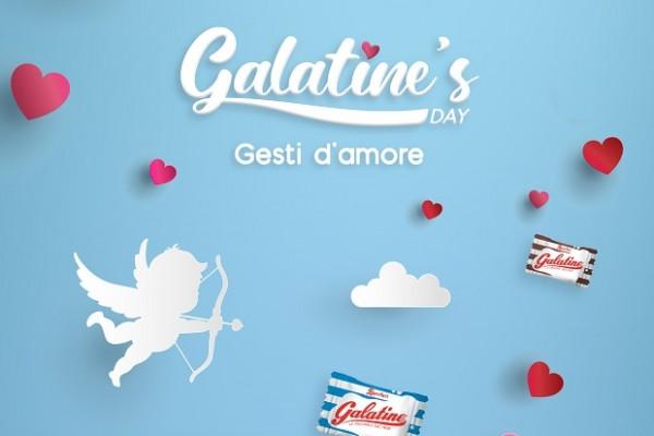 "Adv ""gesti d'amore"" di Galatine San Valentino 2020"