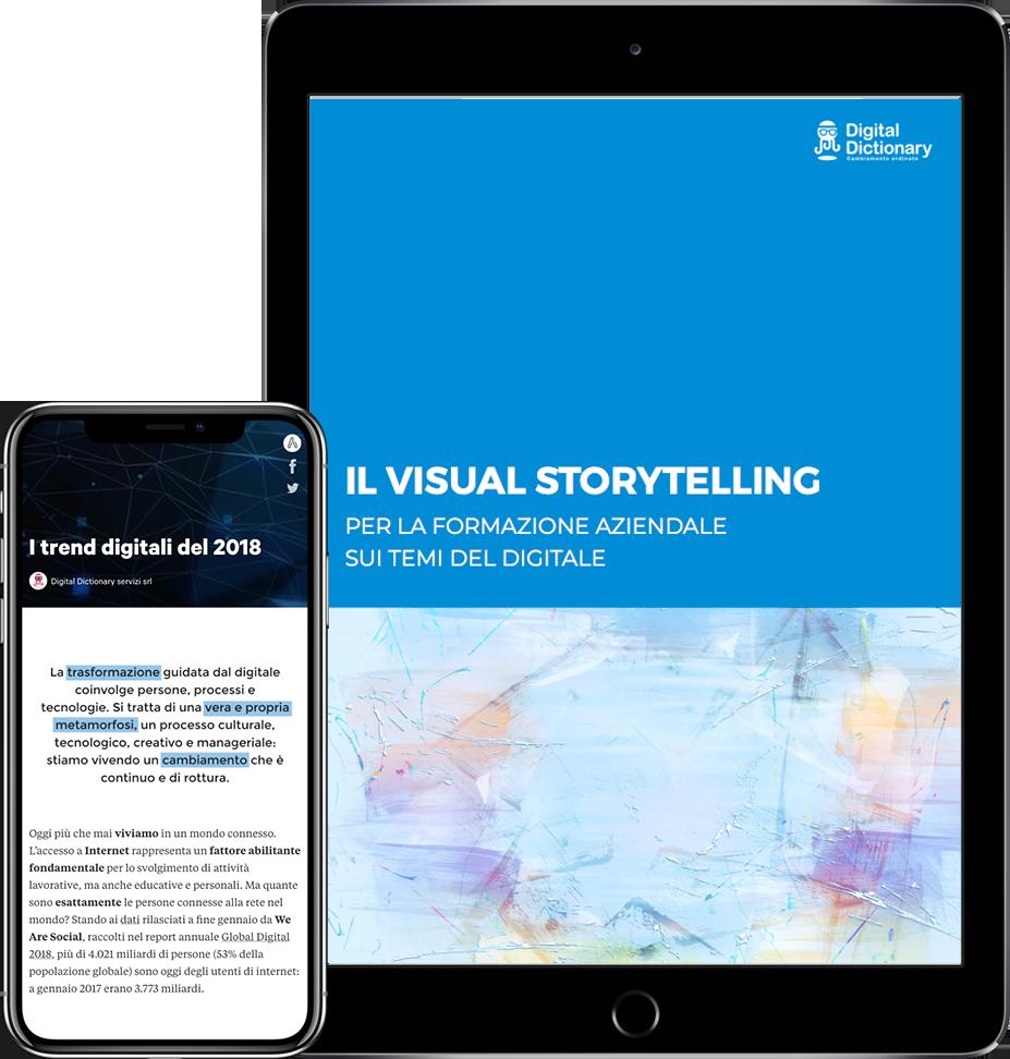 Visual-storytelling